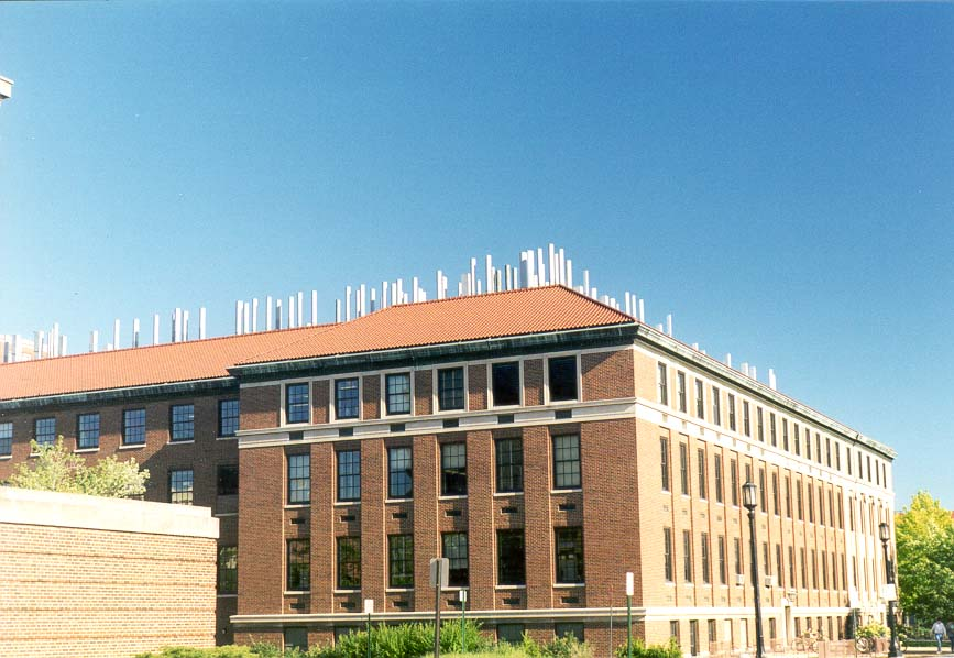Wetherill Laboratory of Chemistry at Purdue University, West Lafayette IN, 20
