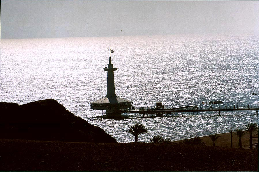 Red Sea, underwater observatory 3 miles south-east from Eilat. The Middle East