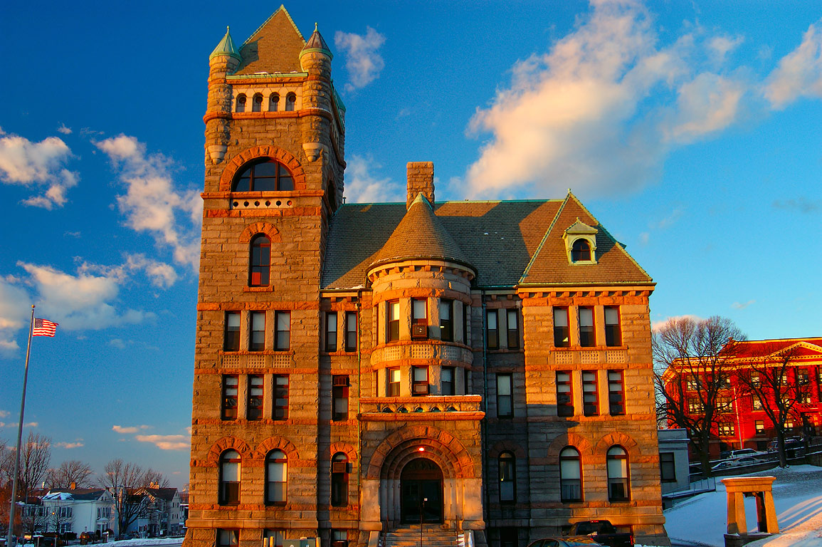 Fall River courthouse - search in pictures