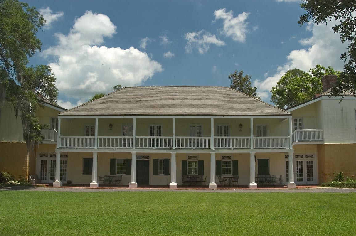 Ormond Plantation Manor. Destrehan, Louisiana