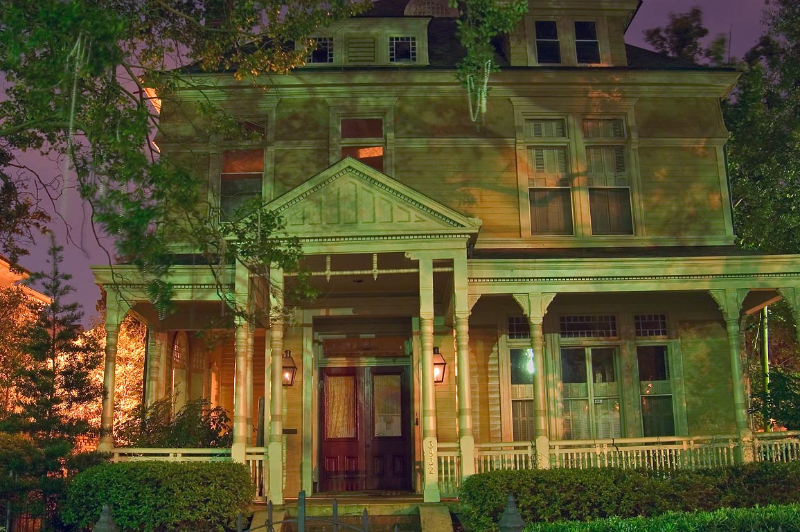 The Grant-Black House (Grant-St. Amant House) at...St.. New Orleans, Louisiana