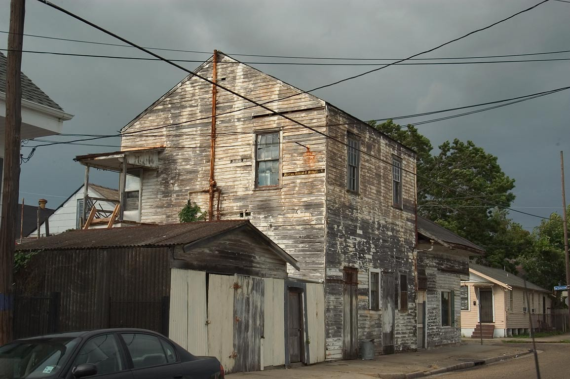 3929 Royal St., corner of Bartholomew St. in Bywater. New Orleans, Louisiana