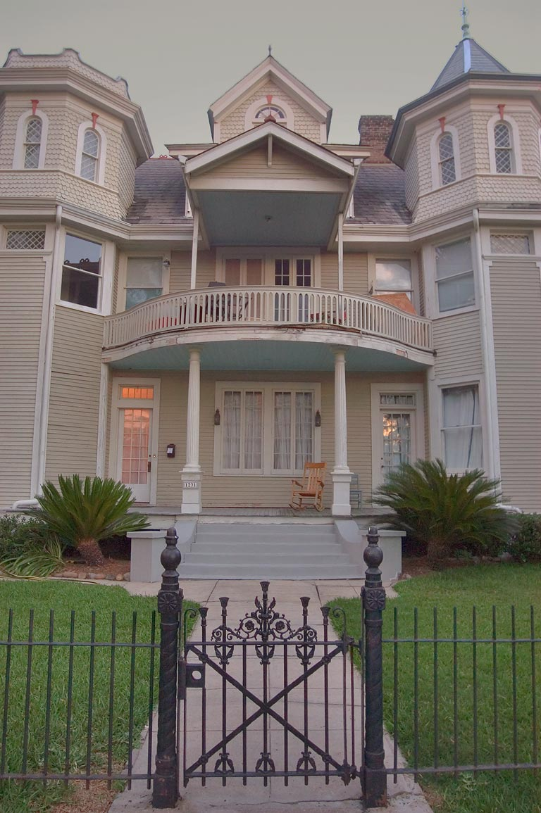 Homestead-Johnson-McMillan-Price-...-Stewart...neighborhood. New Orleans, Louisiana
