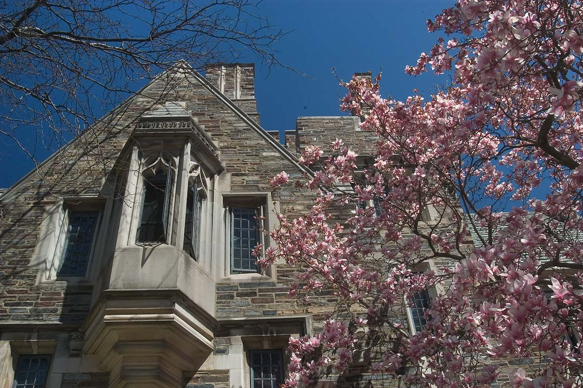 Henry Hall of Princeton University. Princeton, New Jersey