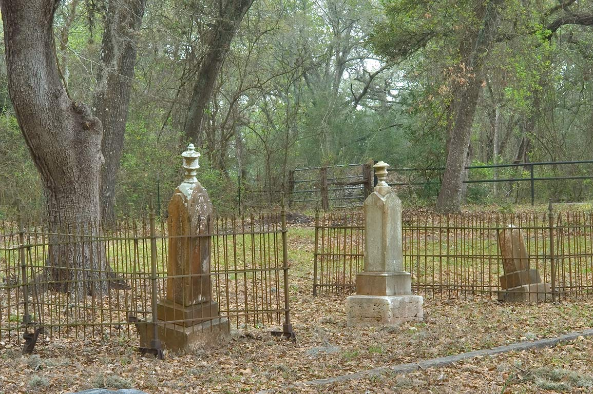 Good Hope Cemetery on William Penn Rd., east from Independence. Texas